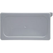 View: 103P-29 Food Pan Secure Sealing Lid, 1/9 Size Pack of 12